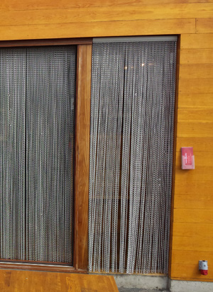 Epc Fly Screens Chain Curtains & Chain Door Fly Curtains | Gopelling.net